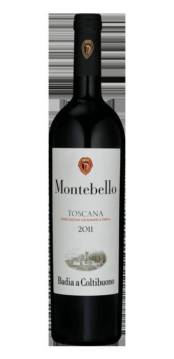 Badia A Coltibuono Montebello IGT Rosso De Toscana 75CL