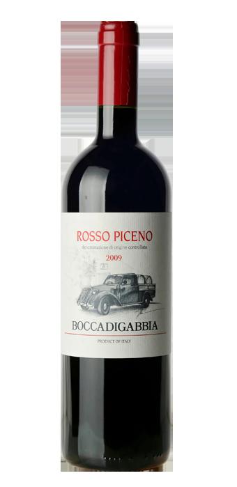 BoccadiGabbia Rosso Piceno DOC 75CL