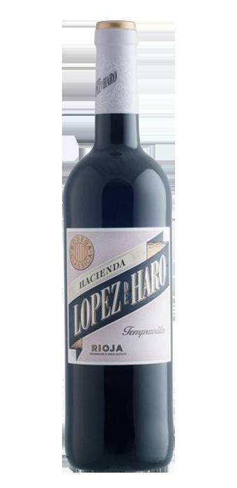 Bodega Classica Lopez De Haro Tempranillo Joven 75CL