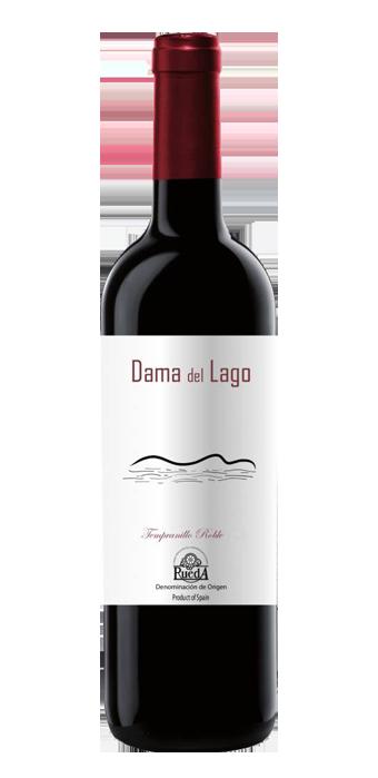 Bodega Cuatro Rayas Dama Del Lago Tempranillo Tinto 75CL