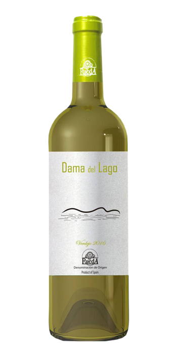 Bodega Cuatro Rayas Dama Del Lago Verdejo Blanco 75CL