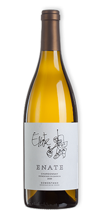 Bodega Enate Chardonnay Fermentado En Barrica DO Somontano 75CL