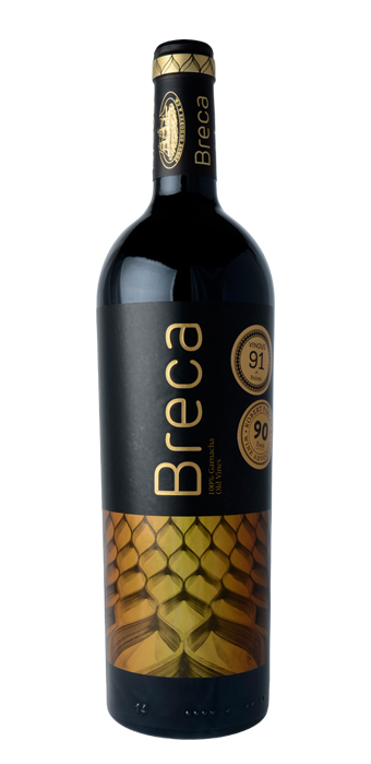 "Bodegas Breca ""Breca"" DO Aragón 75CL"