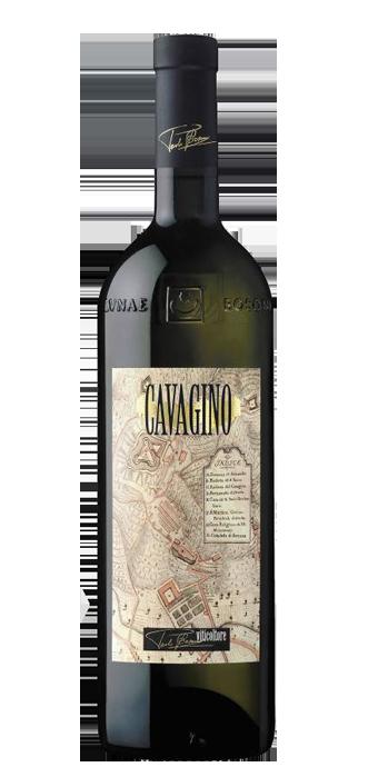 Cantine Lvnae Vermentino Cavagino DOC Liguria 75CL