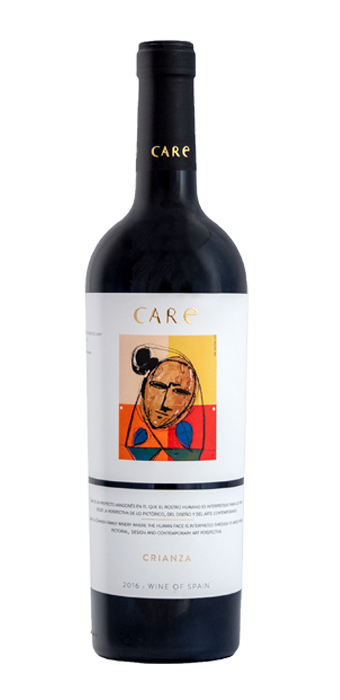 Bodegas Añadas Care Crianza DO Cariñena 75CL