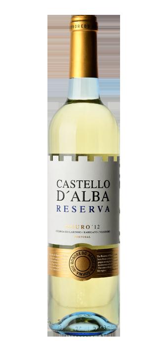 Castello D'Alba Branco Reserva DOC Douro 75CL