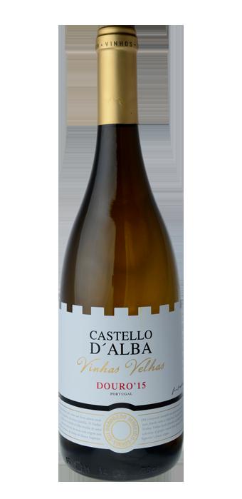 Castello D'Alba Branco Reserva Vinhas Velhas DOC Douro 75CL