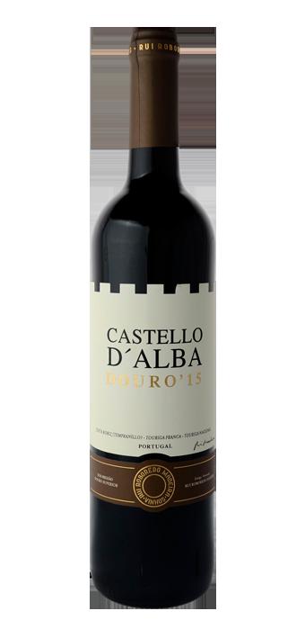 Castello D'Alba Tinto DOC Douro 75CL