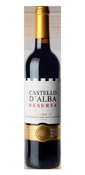 Castello D'Alba Tinto Reserva DOC Douro 75CL