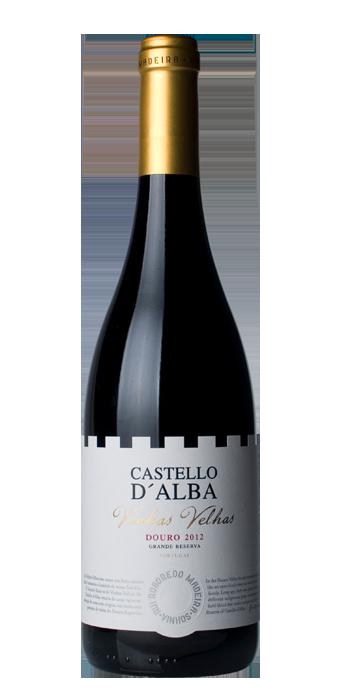 Castello D'Alba Tinto Reserva Vinhas Velhas DOC Douro 75CL