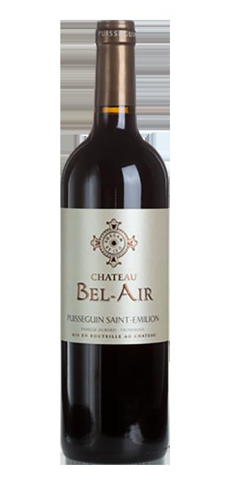 Château Bel Air Puissequin Saint-Emilion Bordeaux 35CL