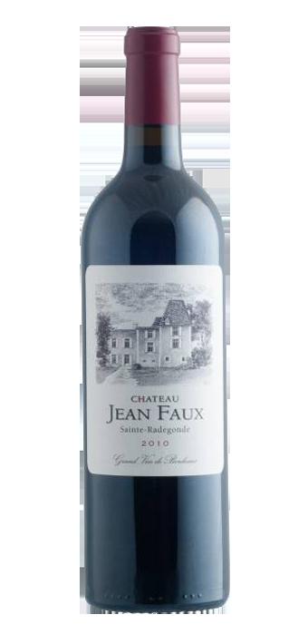 Château Jean Faux Bordeaux Superieurs 75CL
