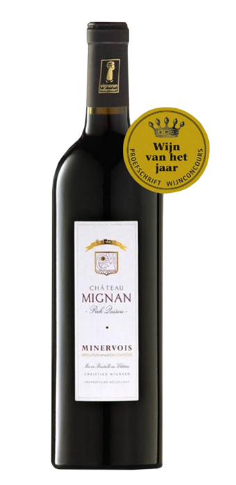 Château Mignan Cuvée Pech Quisou Minervois 75CL