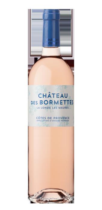 Château Des Bormettes La Londes Les Maures Rosé Tradition 75CL