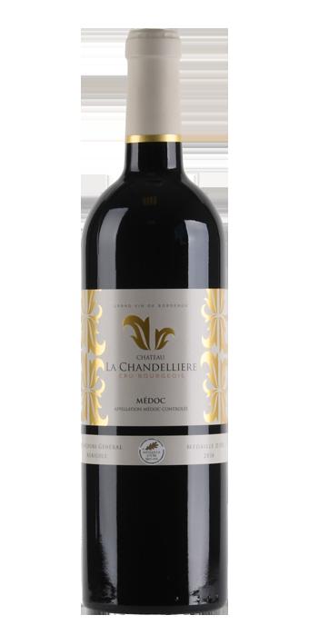 Château La Chandellière Médoc Cru Bourgeois 75CL