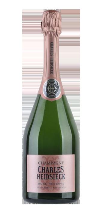Charles Heidsieck Champagne Brut Rosé 75CL
