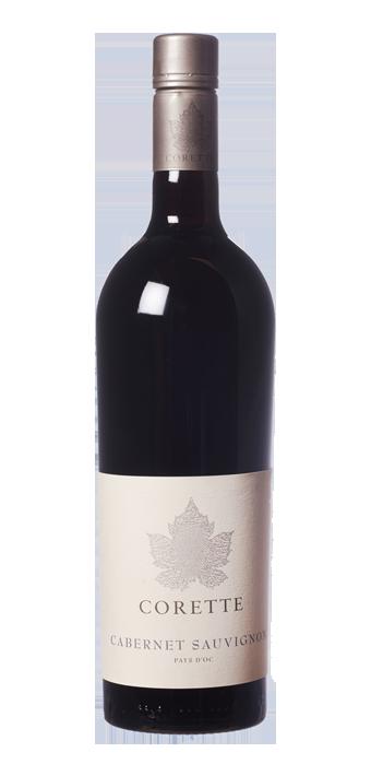 Corette Cabernet Sauvignon Vin De Pays 75CL