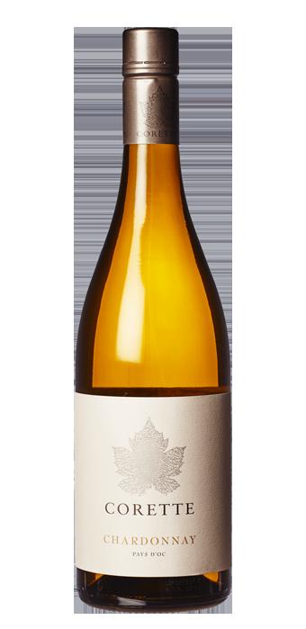 Corette Chardonnay Vin De Pays IGP 75CL