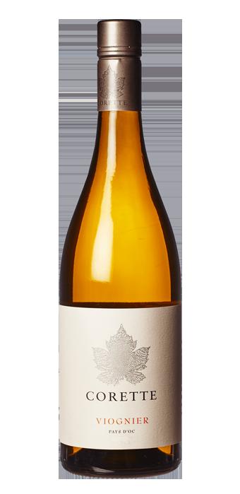 Corette Viognier Vin De Pays IGP 75CL
