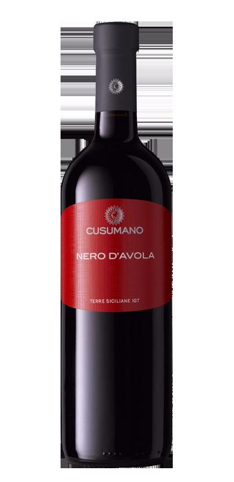 Cusumano Nero D'Avola Terre Siciliane IGT 75CL