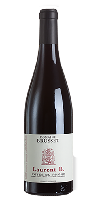 Domaine Brusset Côtes Du Rhône Laurent B 35CL