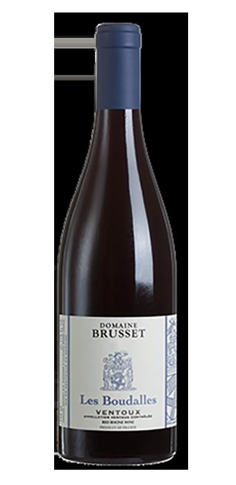 Domaine Brusset Les Boudalles Côtes Du Ventoux 75CL