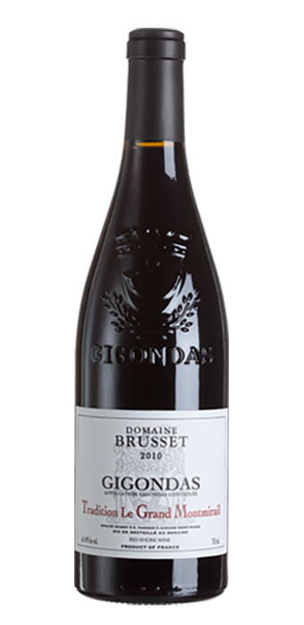 Domaine Brusset Gigondas Grand Montmirail 75CL