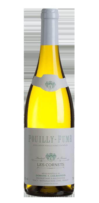 Domaine A. Cailbourdin Pouilly-Fumé Les Cornets 75CL