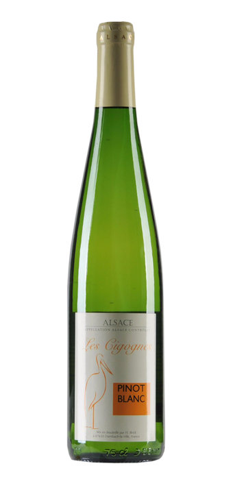 Domaine Hubert Beck Pinot Blanc Cigognes 75CL