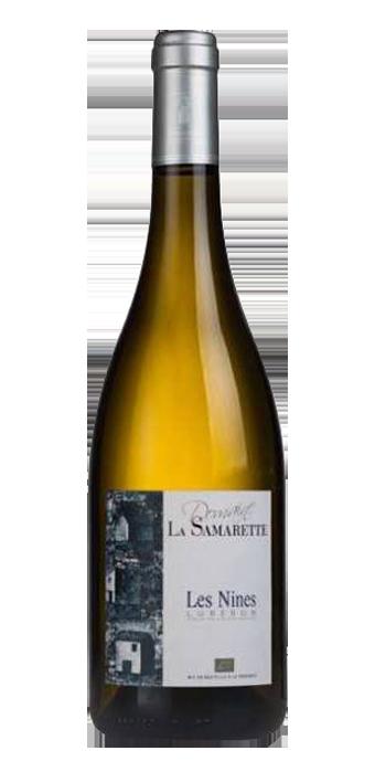 Domaine La Samarette Les Nines Luberon Blanc 75CL