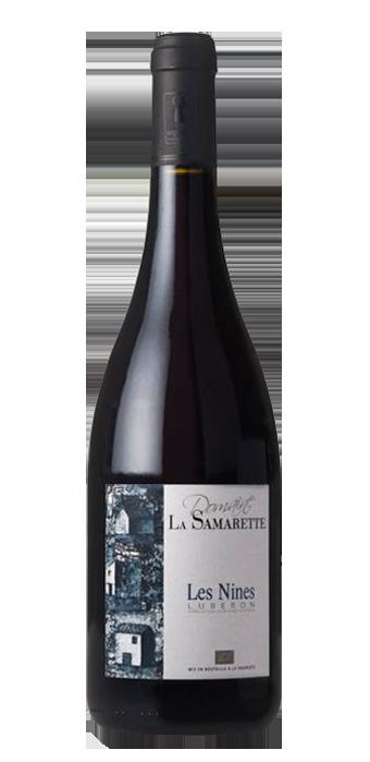 Domaine La Samarette Les Nines Luberon Rouge 75CL