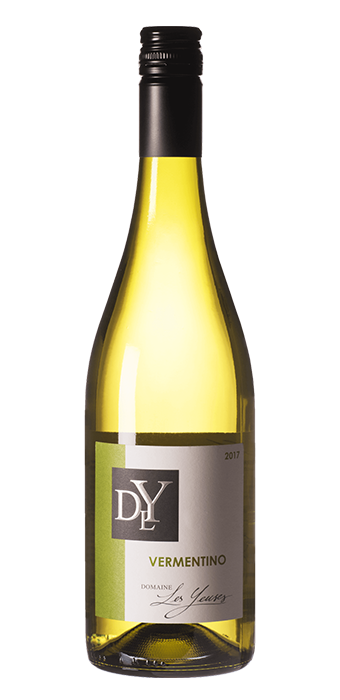 Domaine Les Yeuses Vermentino Pays D'Oc IGP 75CL