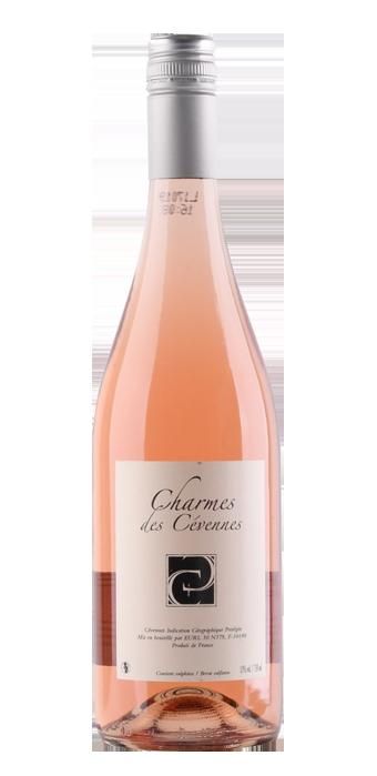Domaine De Gournier Charmes De Cévennes IGP Rosé75CL