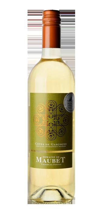 Domaine De Maubet Gascogne Blanc Vignobles Fontan 75CL
