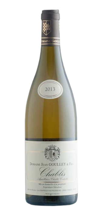 Domaine Jean Goulley Chablis 75CL