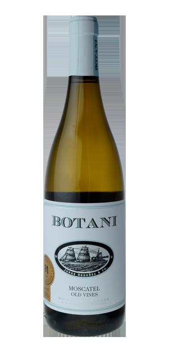 Bodega Jorge Ordoñez Botani Dry Moscatel DO Malaga 75CL