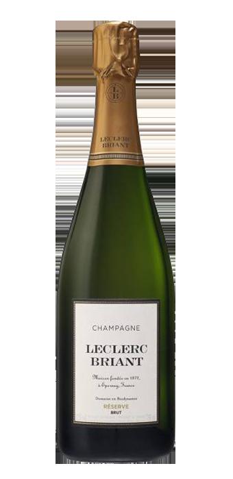 Leclerc Briant Champagne Brut Réserve 35CL
