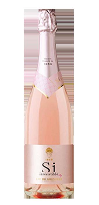 Louis De Grenelle Rosé Si Irresistible 75CL