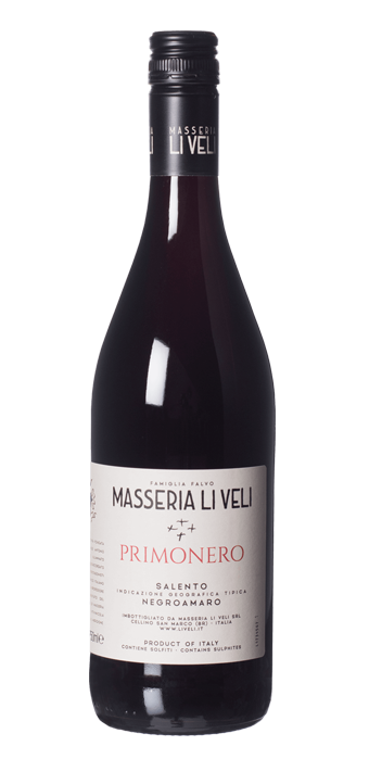 Masseria Li Veli Primonero Salento IGT 75CL