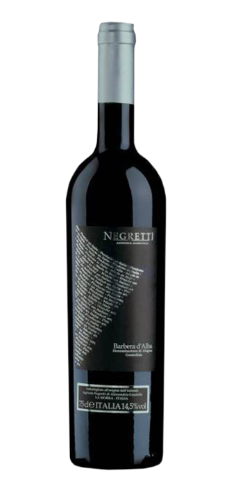 Negretti Barbera D'Alba Superiore DOC 75CL
