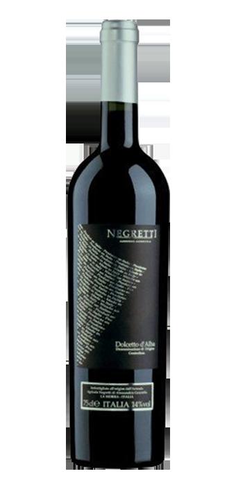 Negretti Dolcetto D'Alba DOC 75CL