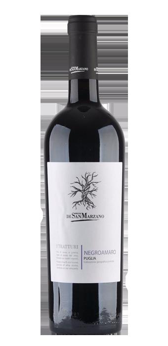 San Marzano I Tratturi Negroamaro Salento IGP 75CL