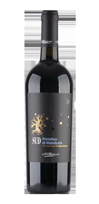 San Marzano SUD Primitivo DOP Primitivo Di Manduria 75CL