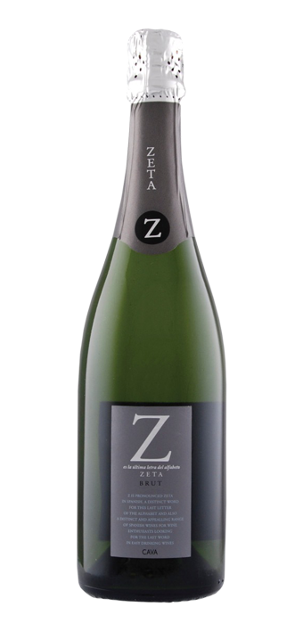 Zeta Cava DO Brut Reserva 75CL