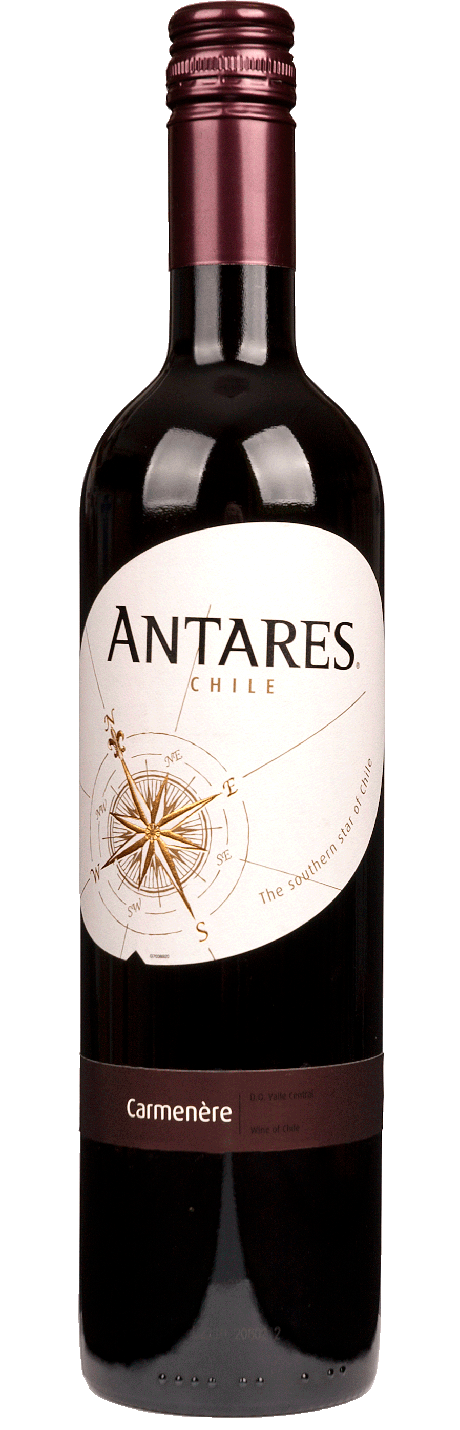 Santa Carolina Antares Carmenère Central Valley 75cl
