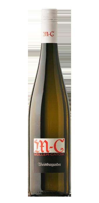 Müller-Catoir Haardt Weissburgunder BIO Pfalz 75cl