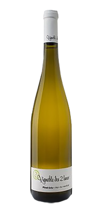 Vignobles Des 2 Lunes Pinot Gris Vendages Tardives 2009 75CL