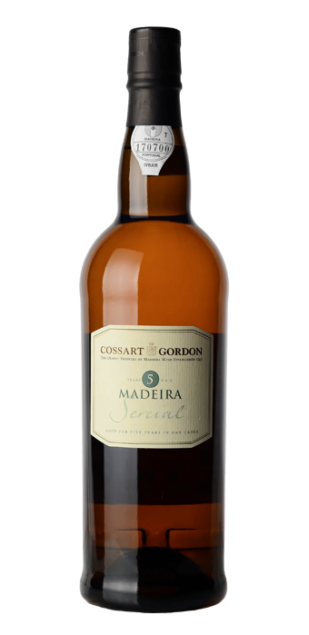 Cossart Gordon Madeira Sercial 5 Years Old 75CL