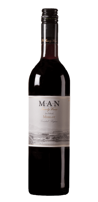 MAN Family Wines Merlot Jan Fiskaal 75cl