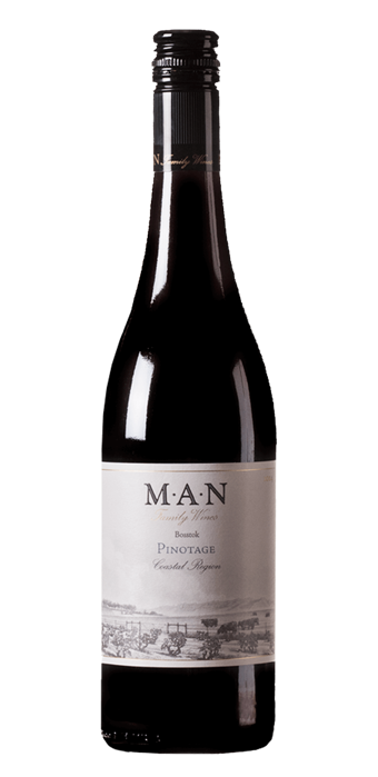 MAN Family Wines Pinotage Bosstok 75cl